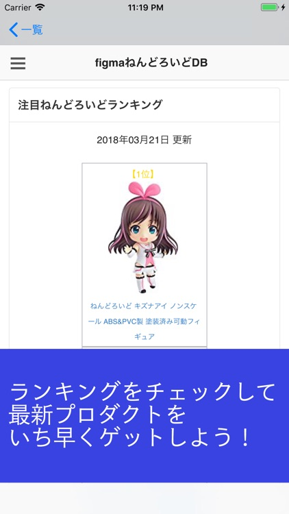 News for figmaNendroid