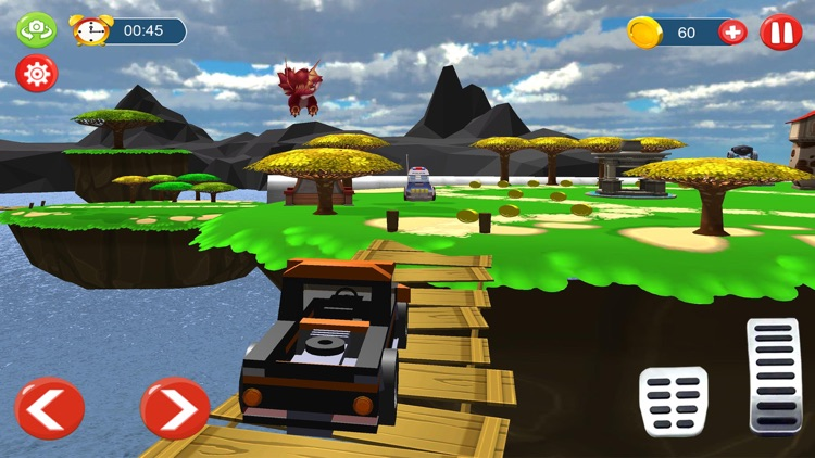 Monster Truck Toy Cars Game screenshot-4