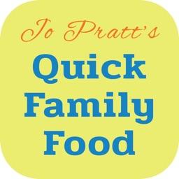 Jo Pratt's Quick Family Food
