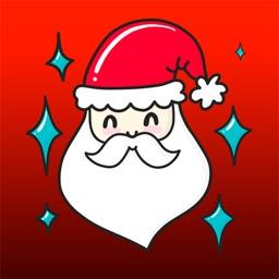 Merry Christmas Sticker Fun