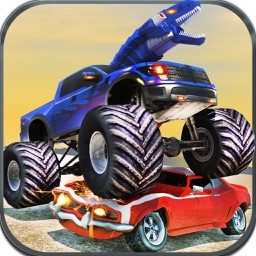Furious Crash of Dino Cars - Pro
