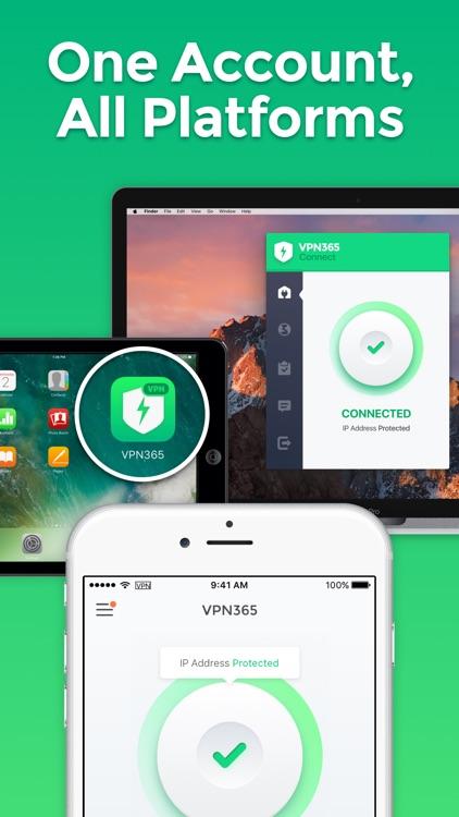 VPN 365 - Ip Changer & Unblock screenshot-3