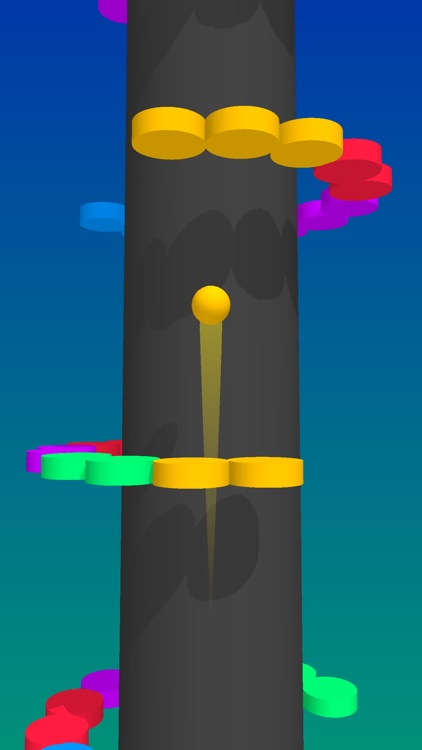 Color Balls Climb- Jump Up screenshot-3
