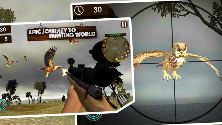 Island Bird Hunting: Shooter Survival screenshot-3