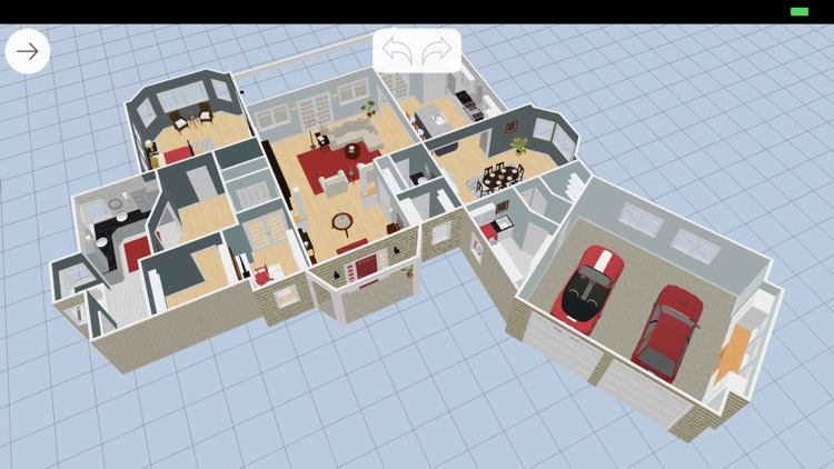 Room planner le home design by chief architect - Design your room app ...