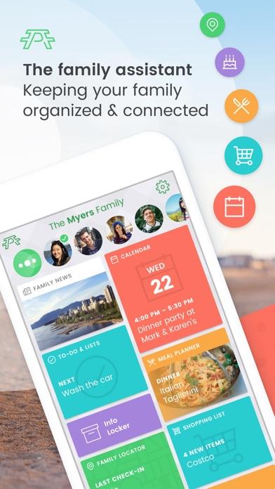Picniic - Family Organizer app image