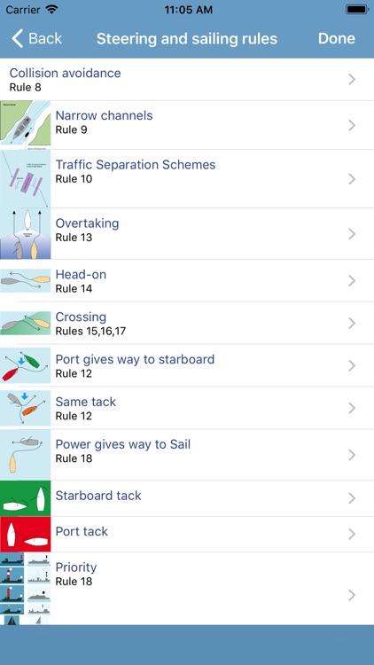 Marine Rules & Signals screenshot-3