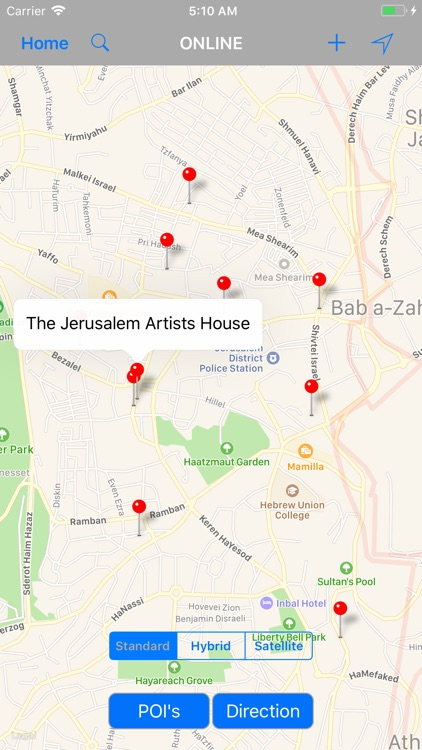 Jerusalem – Travel Companion screenshot-4