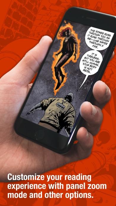 Dark Horse Comics review screenshots