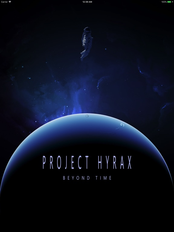 Image of Project Hyrax: Beyond Time for iPad