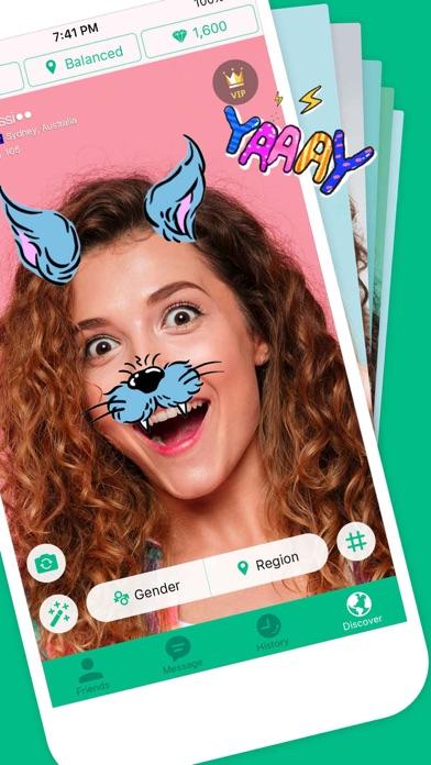 download Azar - Chat vidéo, Découvre apps 4