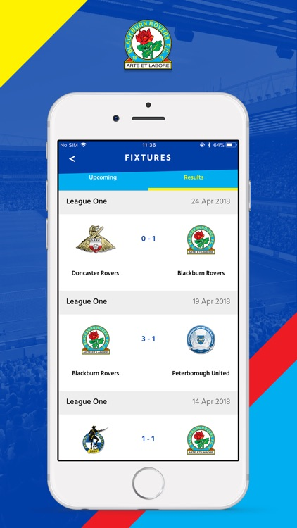 Rovers Fan App screenshot-4