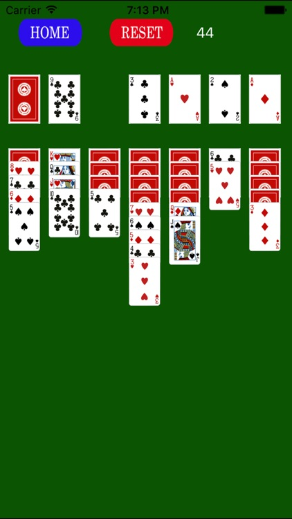 Classic Solitaire Card Games