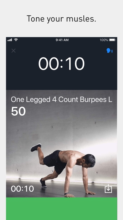 Runtastic Results Bodyweight screenshot-7