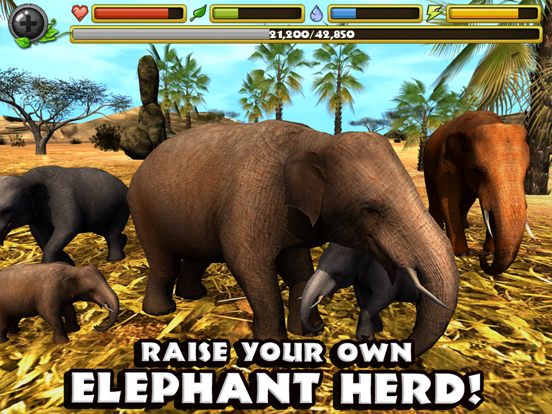 Elephant Simulator для iPad