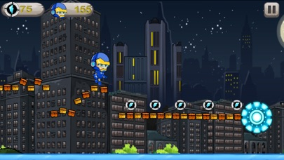 HERO SUPER JET BOY SHOOTER Screenshot 4