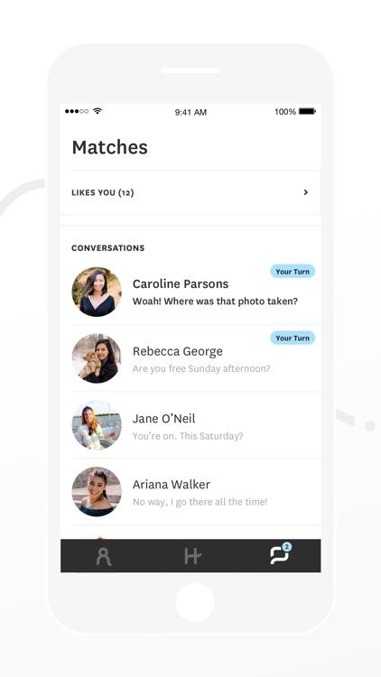Hinge: Dating & Relationships screenshot-6