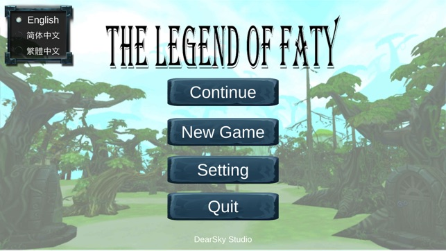 ‎The Legend of Faty Screenshot