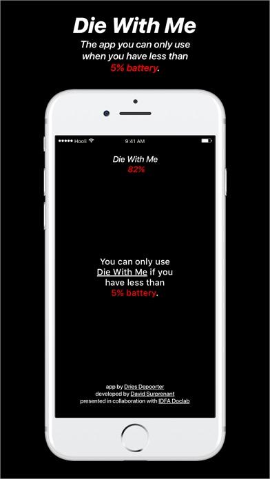 Die With Me screenshot1