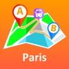 Paris offline map & nav