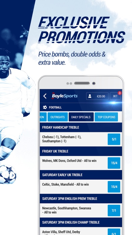 BoyleSports Betting screenshot-4