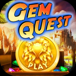 Gem Quest - Jewel Games Puzzle