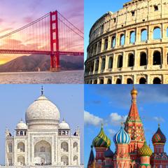 Cities of the World Photo-Quiz