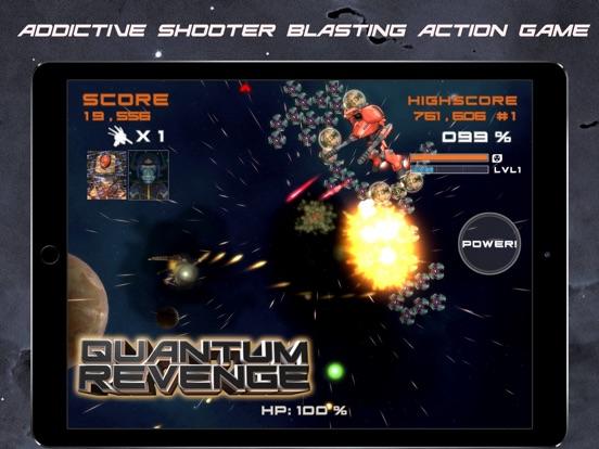 Quantum Revenge Screenshots