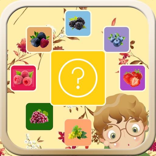 Kids Fruit Guess