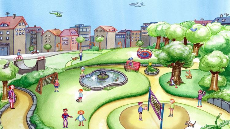 My Little Town: Toddler's Seek & Find screenshot-3