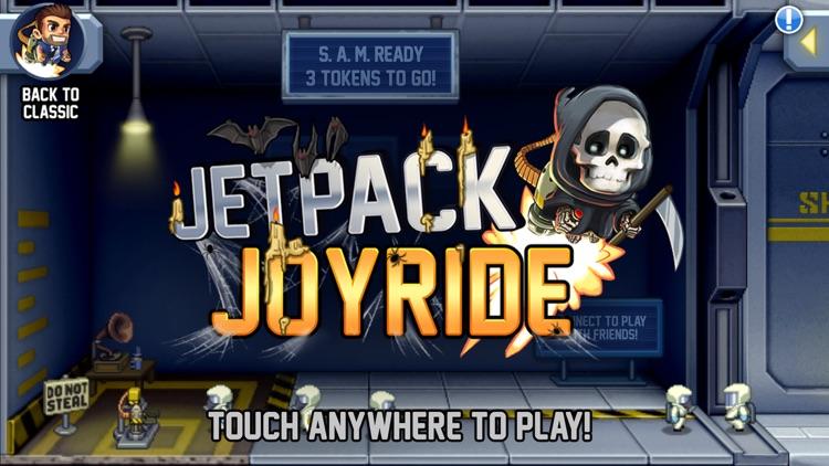Jetpack Joyride screenshot-4