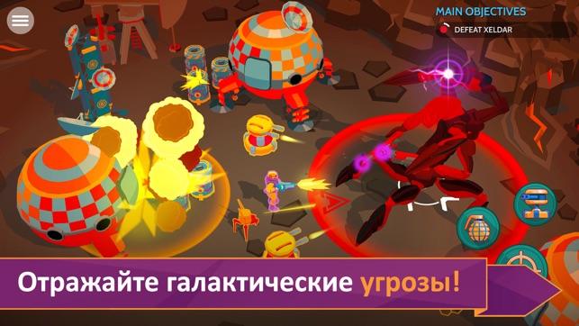 Space Pioneer: 3d стрелялки Screenshot