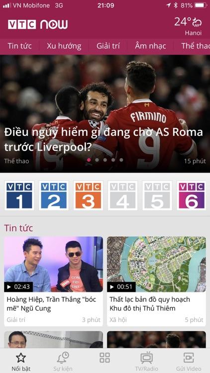 VTC NOW screenshot-0