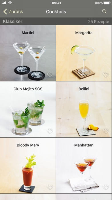 Screenshot for Das Foto-Kochbuch – Cocktails in Germany App Store