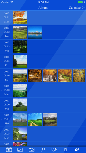 ‎Edge Diary Screenshot
