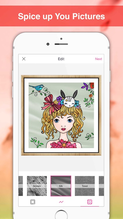 Colory: Coloring Book Adults screenshot-4