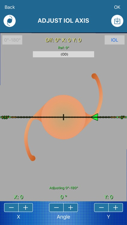 Eye Axis Check
