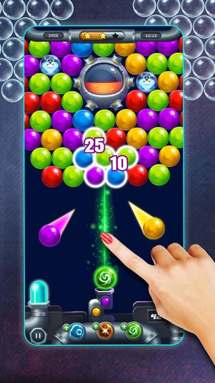 Power Pop Bubble Shooter 2 screenshot-3