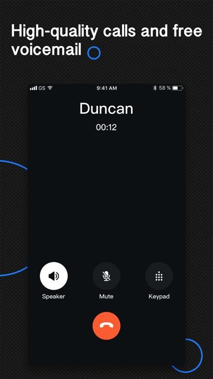 Second Phone Number - BestLine screenshot-3
