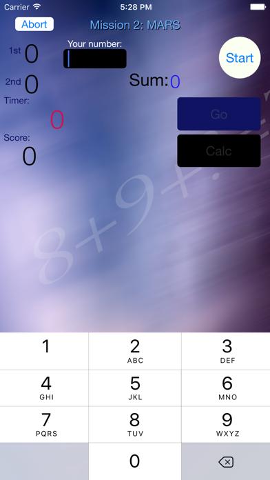 Math Gamer screenshot four