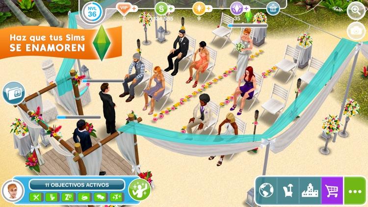 Los Sims™  FreePlay screenshot-3
