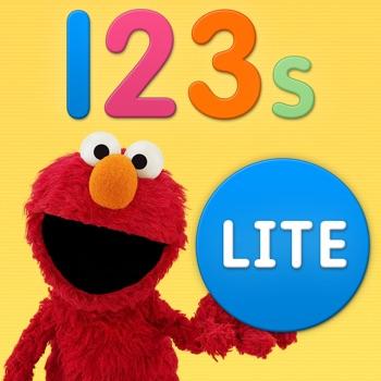 Elmo Loves 123s Lite Logo