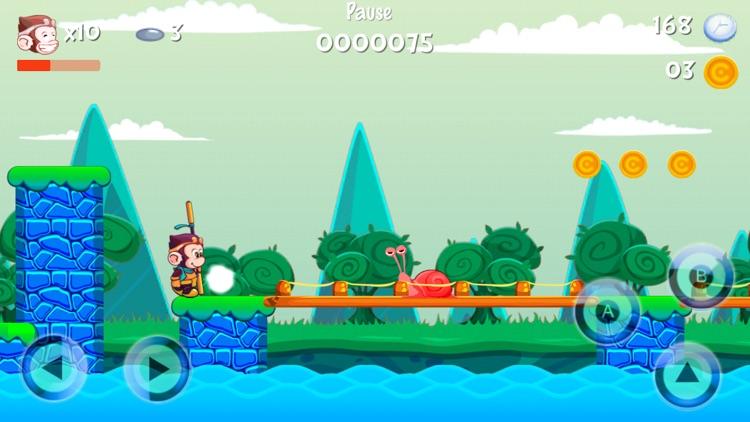 Super monkey run screenshot-4