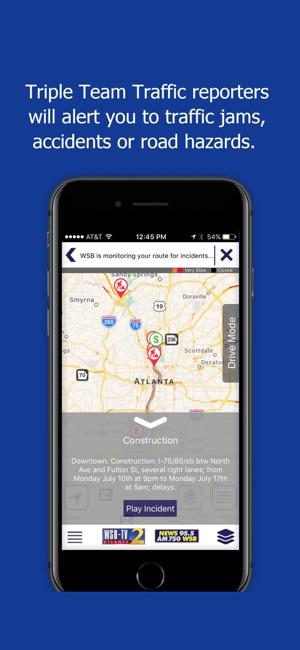 WSB Triple Team Traffic on the App Store