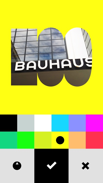 I See Bauhaus - Photo Editor screenshot-2