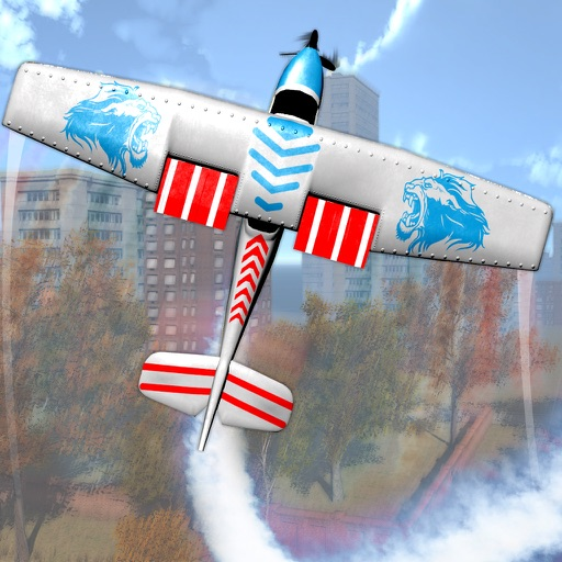 Airplane Flight Simulator Game