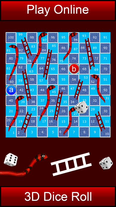 Snakes & Ladders Online Prime screenshot two