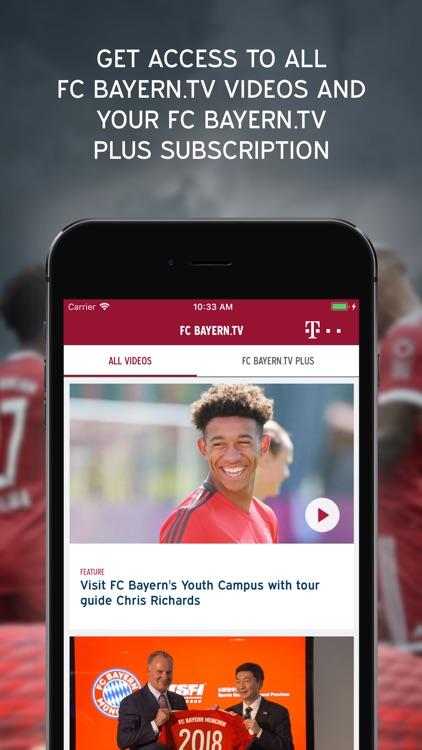 FC Bayern München screenshot-3