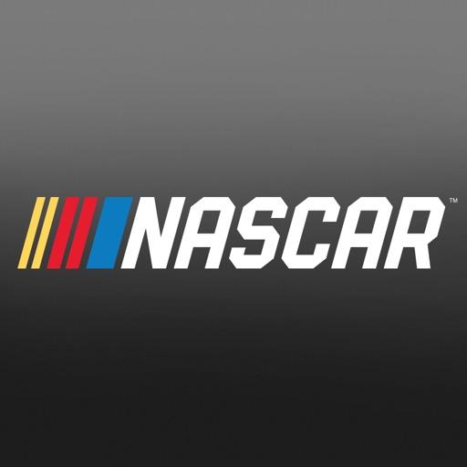 NASCAR MOBILE application logo