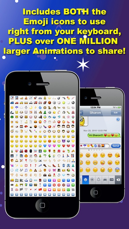 Fun Animations - MMS Texting screenshot-3